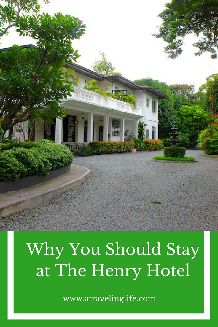 Why You Should Stay at The Henry Hotel