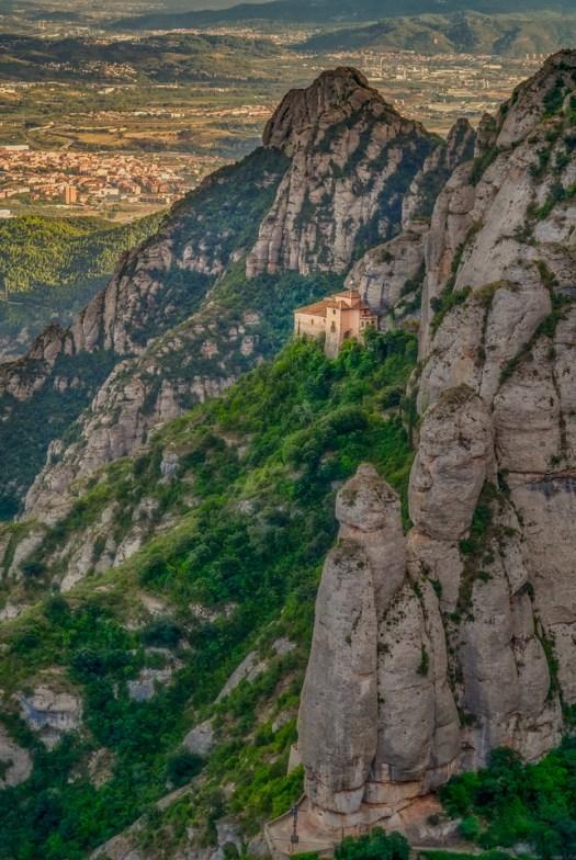 Santa Cova de Montserrat