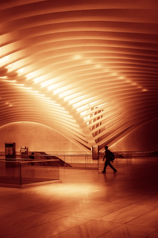 Path Station at the World Trade Center