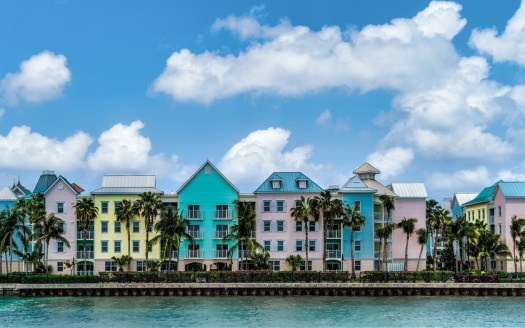Houses in Nassau