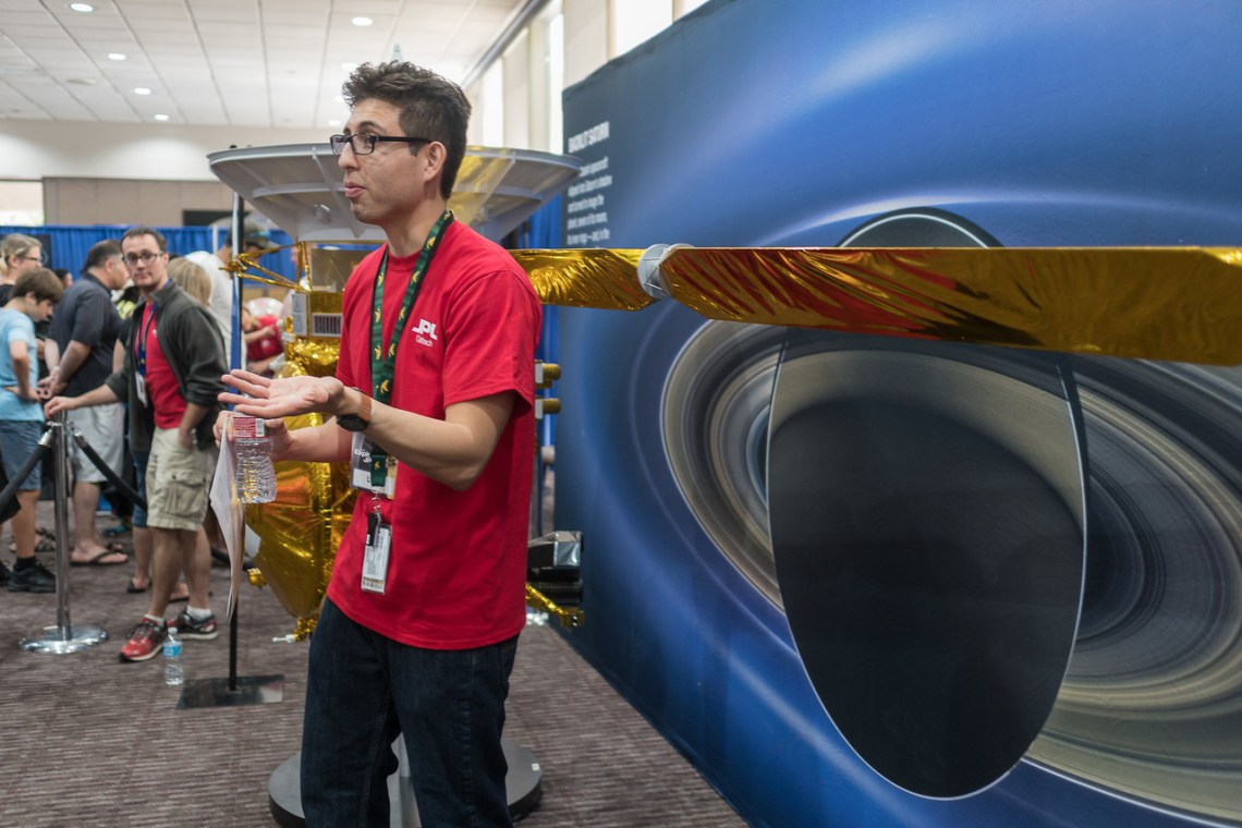 alking about Cassini!