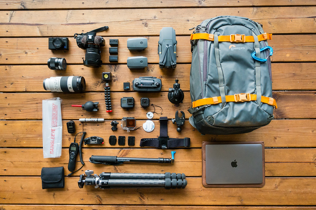 Lock Up Your Travel Gear