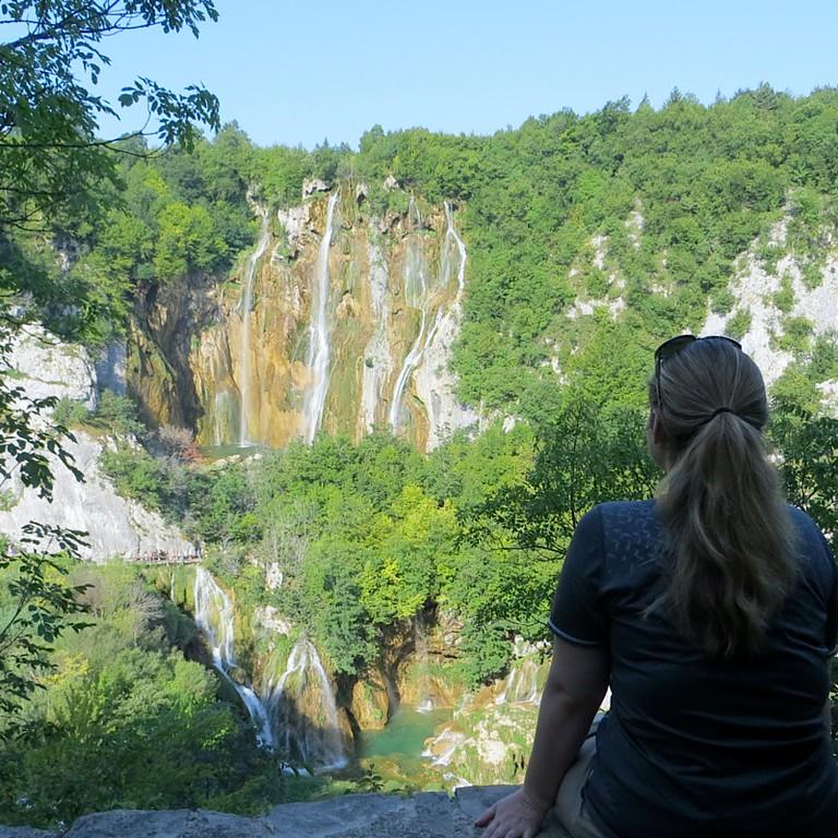 Rachel Elizabeth in Croatia