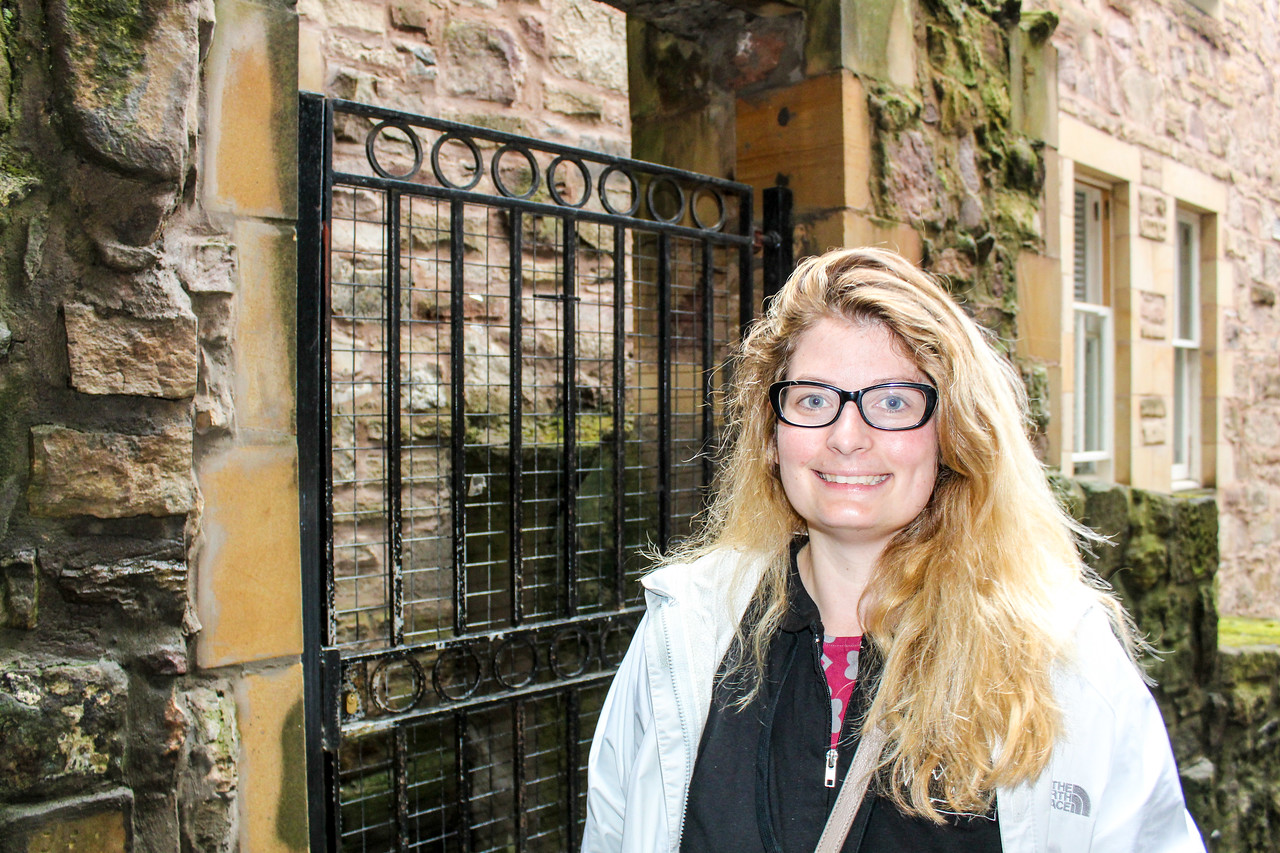 edinburgh's literary sites