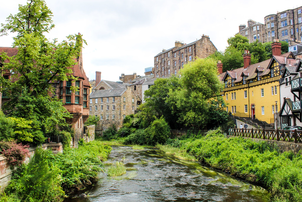 Edinburgh is one of the greatest places to travel alone in Europe