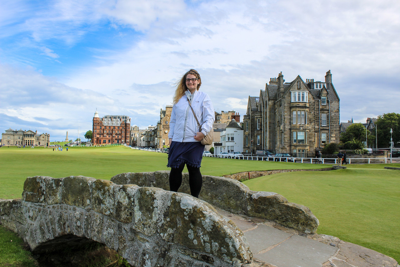 day trip to St. Andrews from Edinburgh