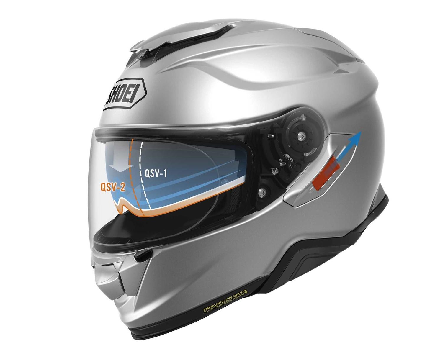 Gear Review – Shoei GT-Air II
