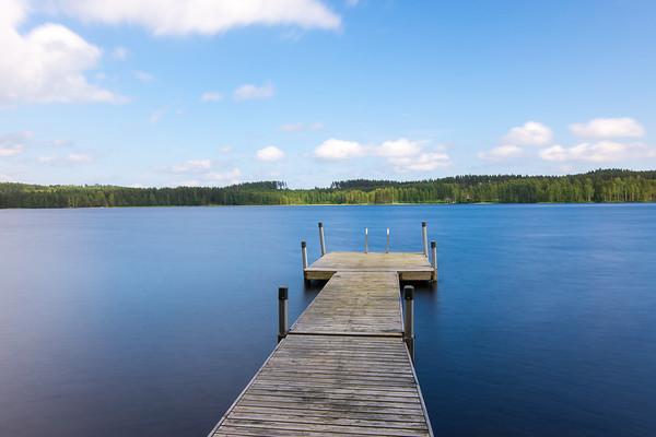 Jump to the blue - Mannilaniemi