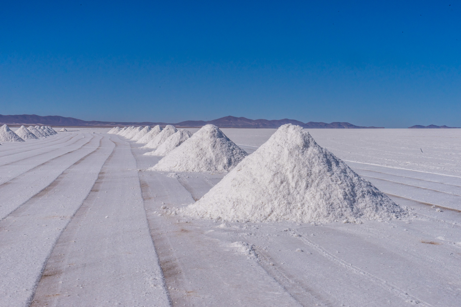 uyuni saltørkenen