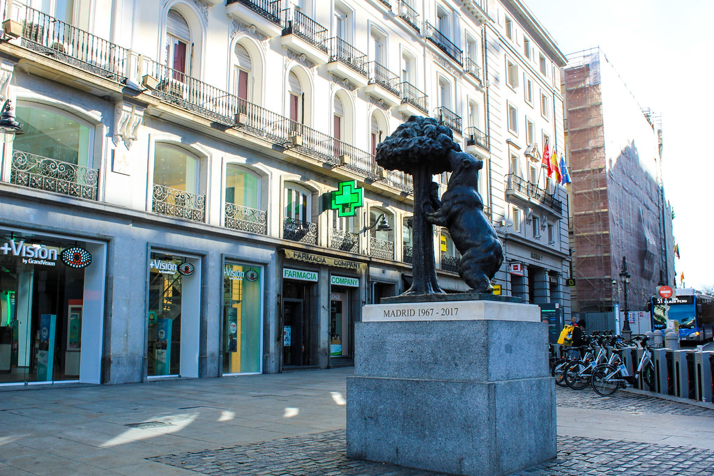 Madrid Solo Travel Tip: Wake up super early!