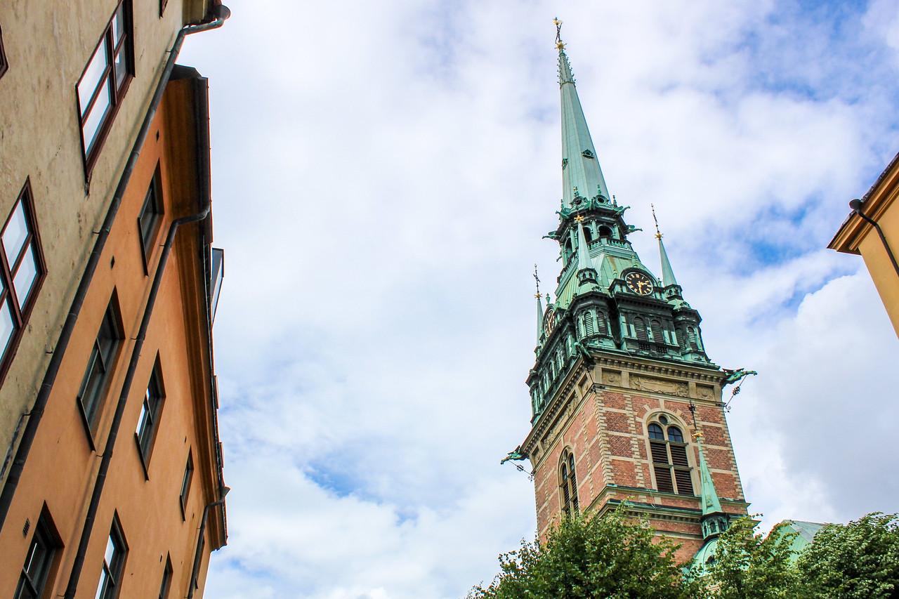stockholm in summer