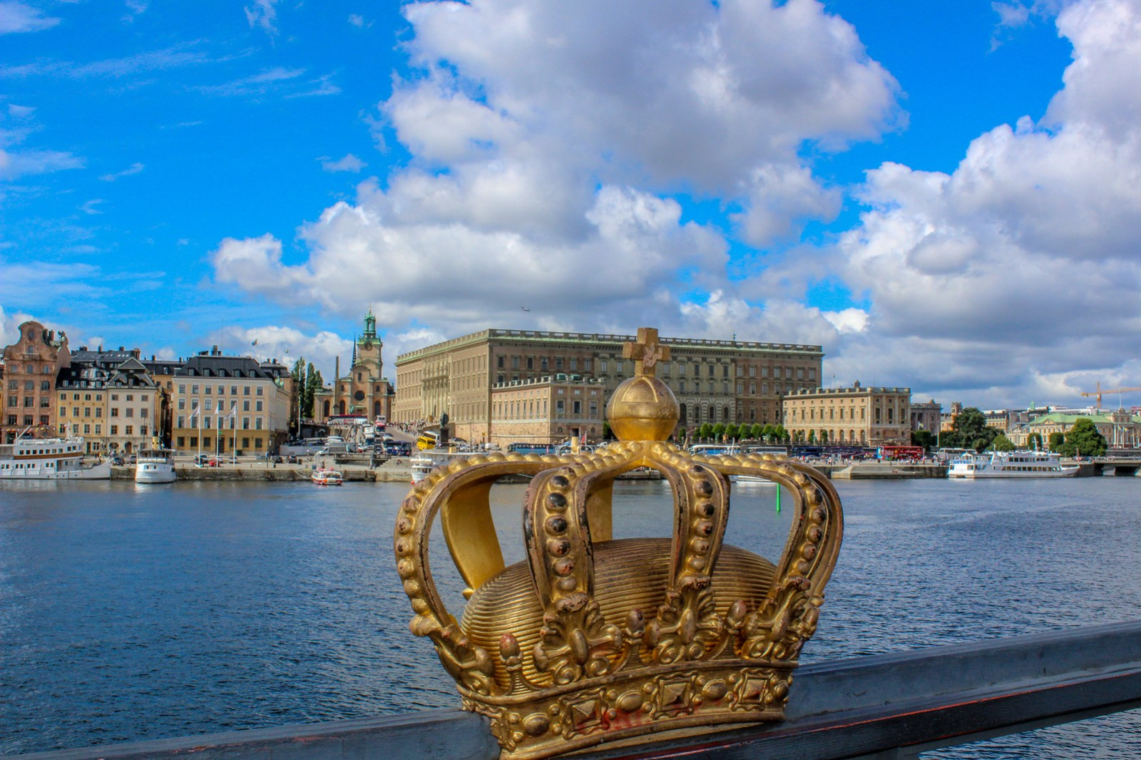 1 day stockholm: take a enjoyable boat ride