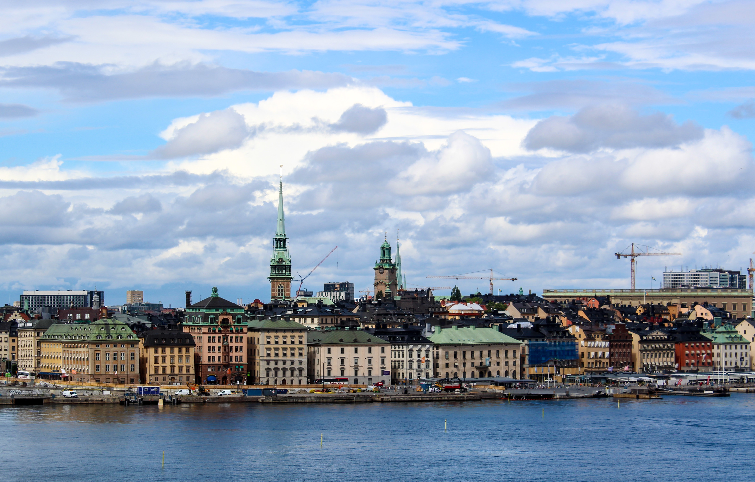 stockholm in 24 hours: see the old town