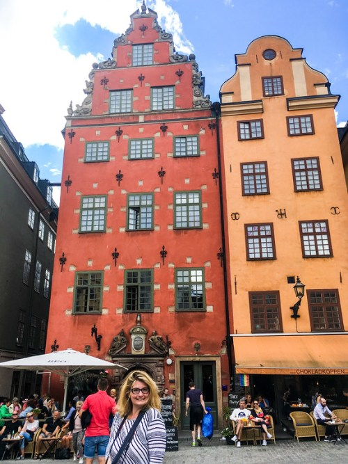Tip: Stockholm on a shoestring is possible but not in the Old Town