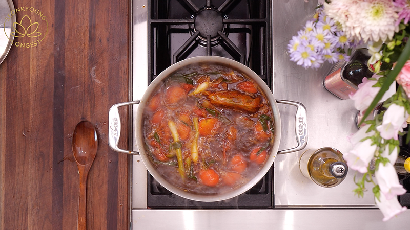 Niu Rou Mian, Taiwanese Beef Noodle Soup Recipe