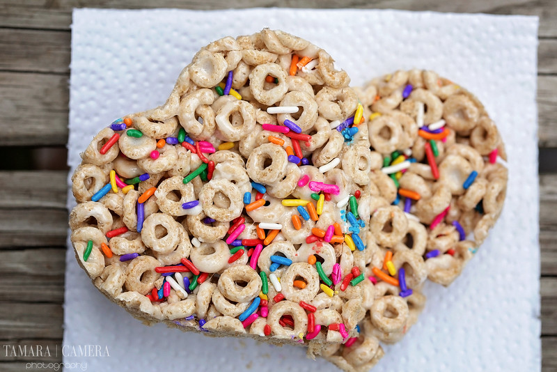 Cheerios™ Marshmallow Fluff Treats