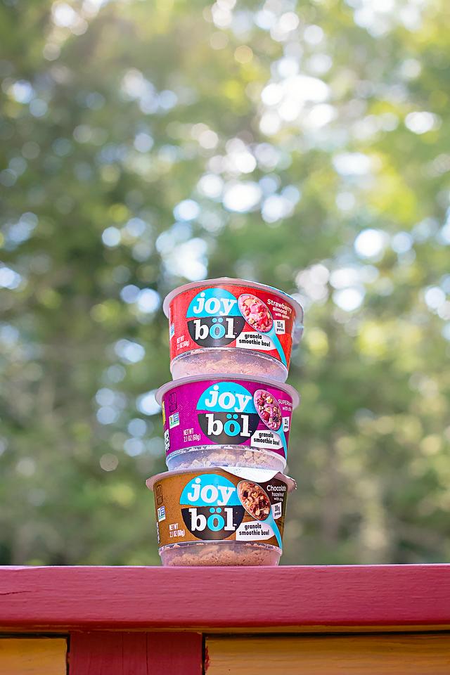 #ad Kellogg's joyböl makes the best easy breakfast/anytime snack to take anywhere! #joybol #bringthejoy #myjoybreak #socialspotters @joybol