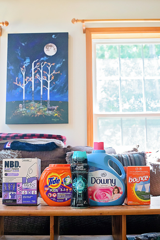 #ad check out Target's fabric care promotion right now to get gift cards for buying fabric care products from great brands! #AvailableAtTarget