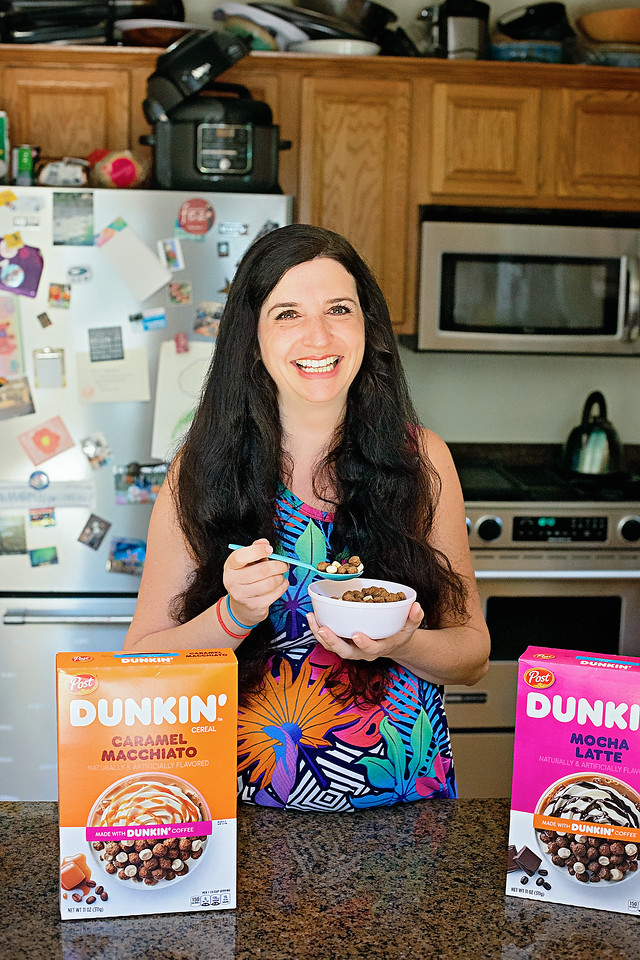 #ad Here are five things you can  achieve every morning before breakfast, and then enjoy your amazing #PostDunkinCereal as part of breakfast!