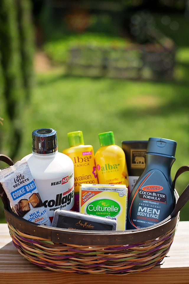 #AD Our Father's Day Gift Guide from iHerb has the perfect gifts, because iHerb carries over 30,000 natural products and also ships to over 150 countries.