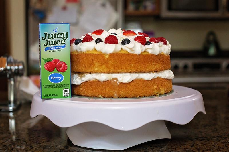 Juicy Juice Cake