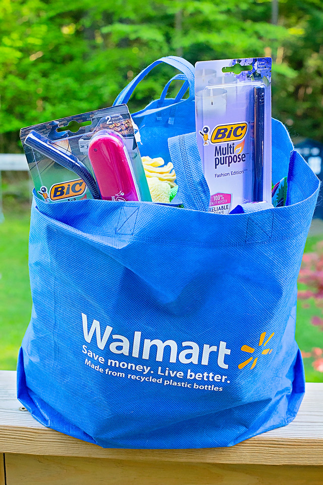 Walmart one stop shopping destination