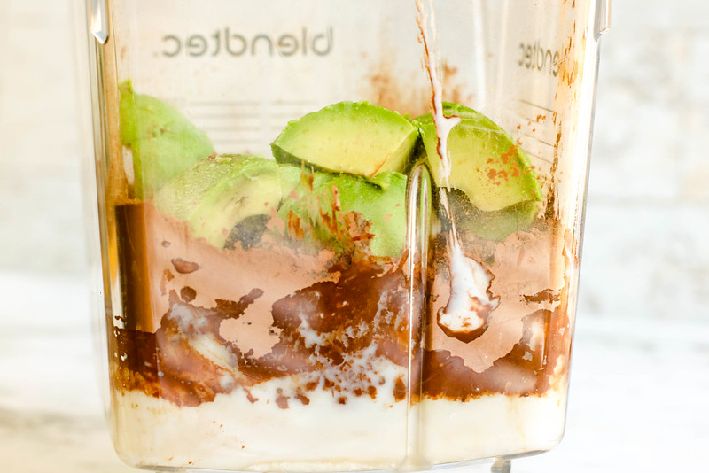 This chocolate avocado ice cream is such an easy and delicious recipe and is a better for you snack or dessert. Perfect sweet treat for warm weather coming!