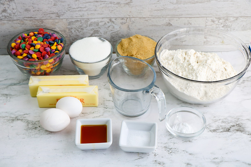 all cookies ingredients