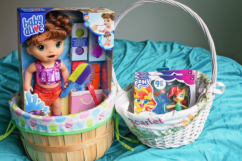 #ad The Hasbro Toys They'll Want In The Easter Baskets. These toys will help create wonderful memories! #PlaytimeWithHasbroBBxx #HasbroEaster #Hasbro @Hasbro