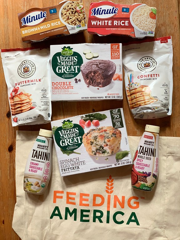 #ad Making a back to school food shopping list? Make sure to add these essential foods for the whole family to the list #Back2SchoolFoodsBBxx #HungerActionMonth #HungerActionDay #mightysesame