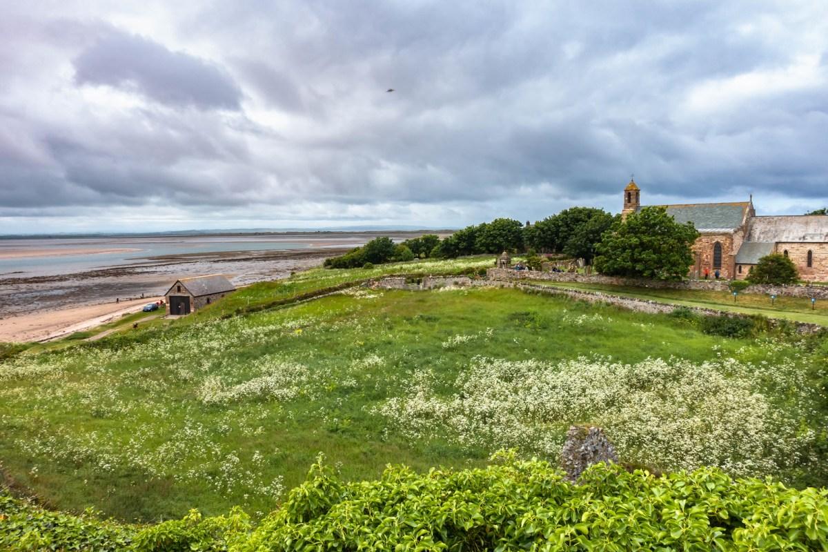 The Holy Island (Lindisfarne) - Panoramic Views