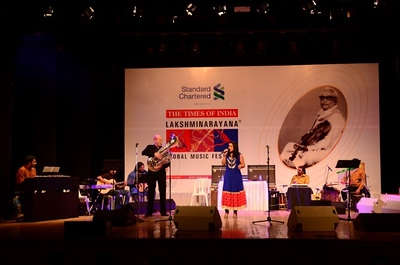 Lakshminarayana Global Music Festival