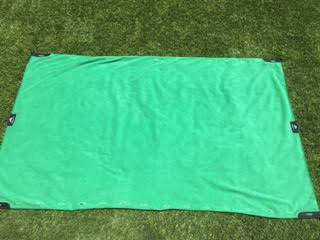 Novy Travel Towel Size