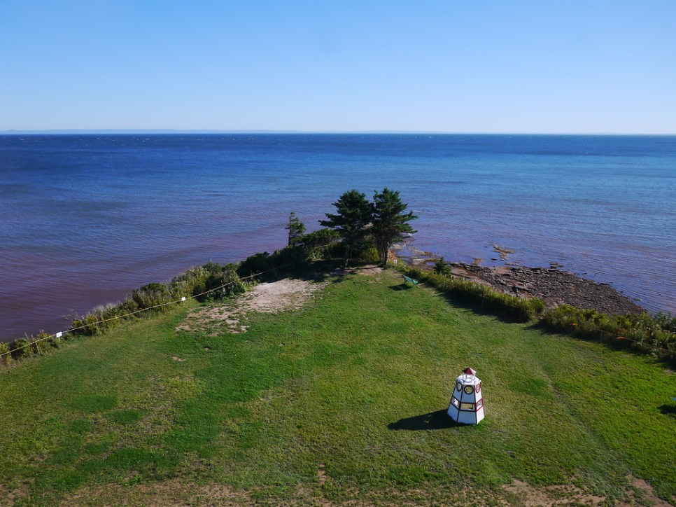 What to do in PEI #11 : Cape Bear Lighthouse - Ah Trini