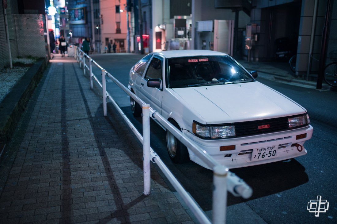 ae86 rwb levin journey to tokyo 2017 dtphan