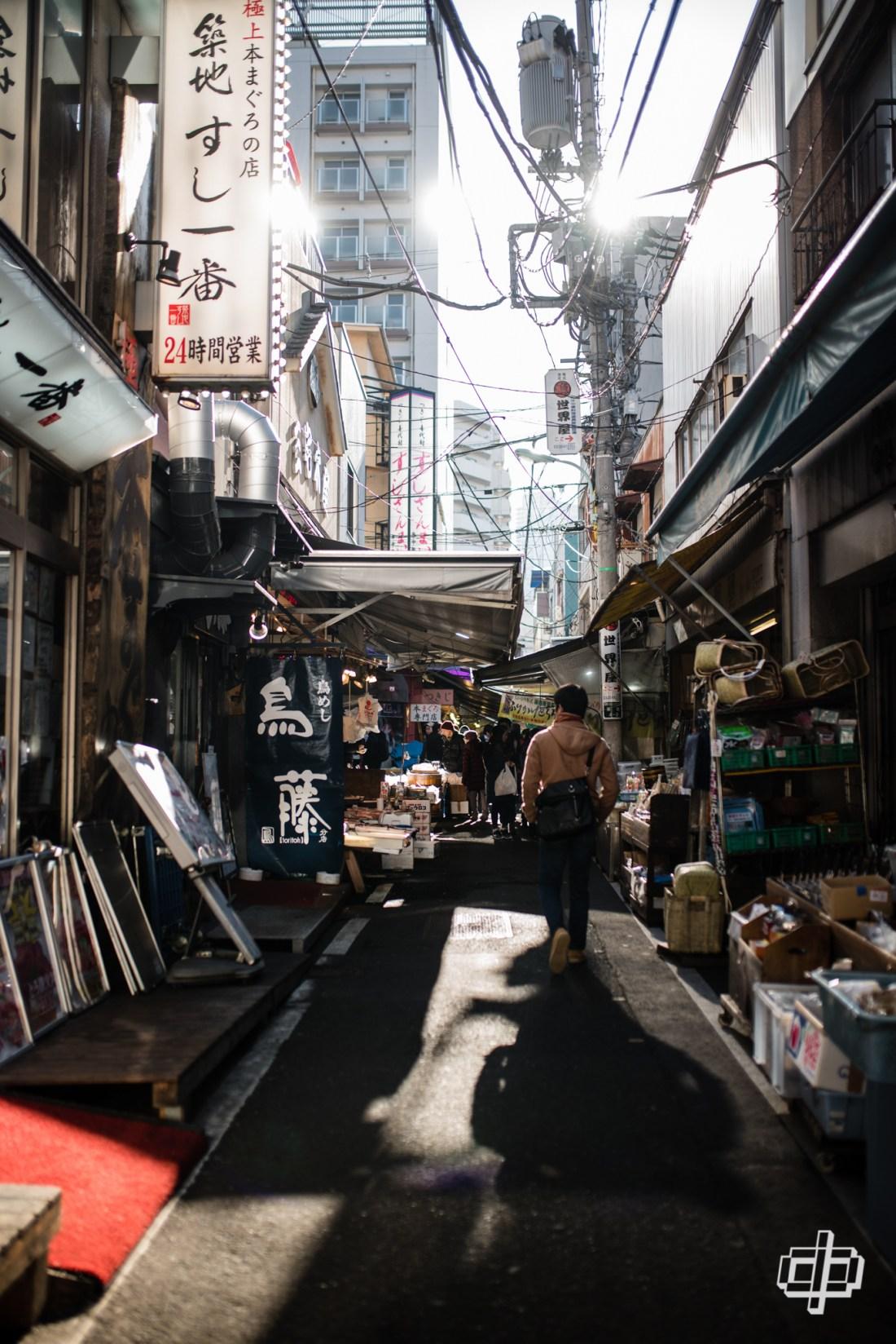 tsukiji fish market journey to tokyo 2017 dtphan