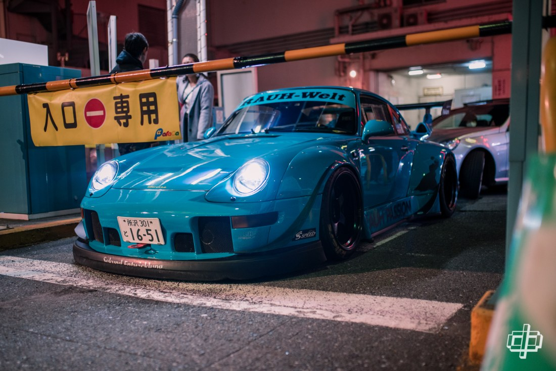 rwb passion journey to japan 2017 car life dtphan