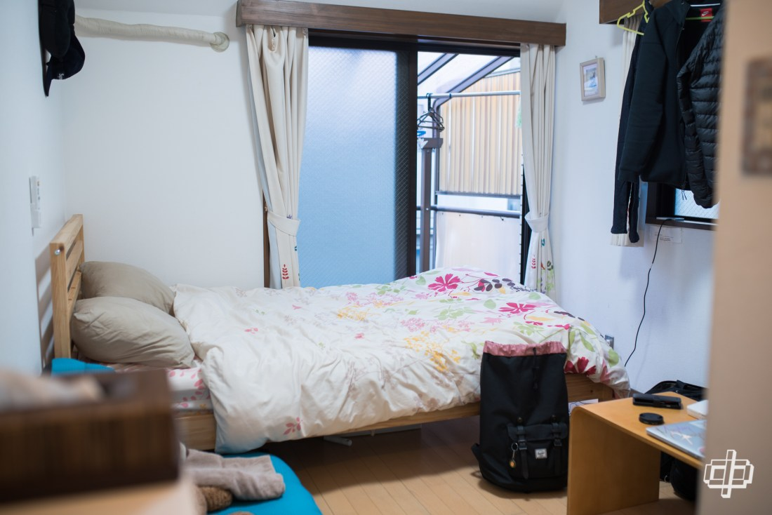 interior airbnb journey to tokyo 2017 dtphan