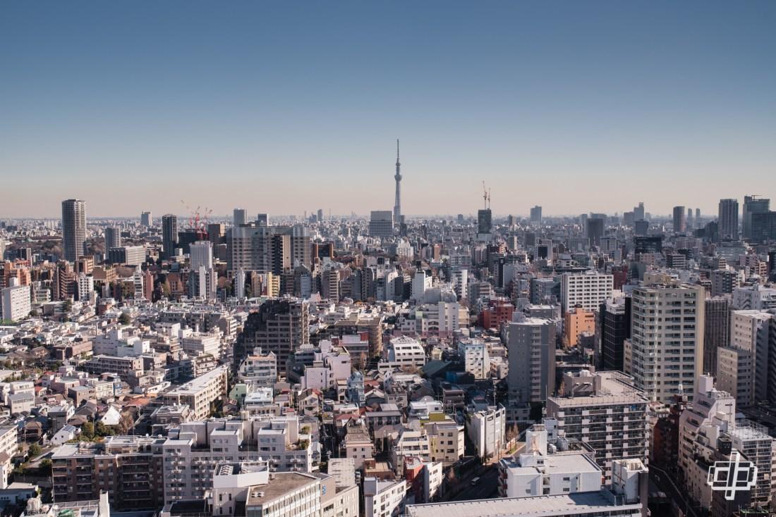 skyline bunkyo journey to tokyo 2017 dtphan