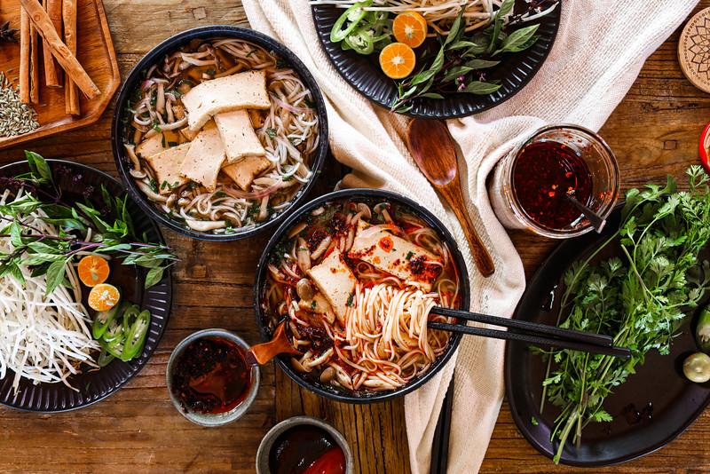 BEST Vegan Pho Recipe: How to Make Easy Vegan Pho at Home