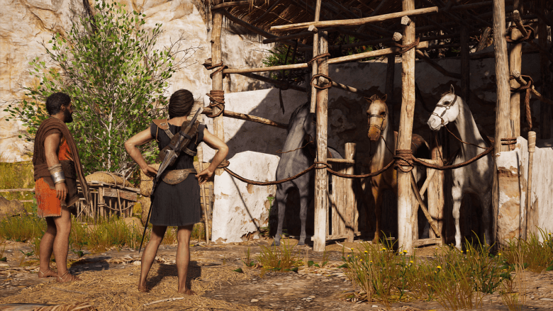 So It Begins Phobos assassin's creed odyssey kephallonia islands