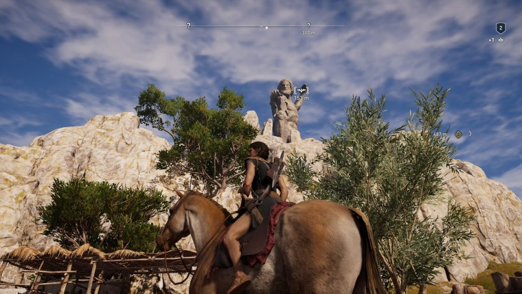 Synchronize location in assassin's creed odyssey kephallonia island