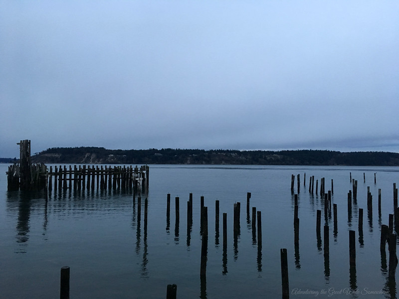 Titlow Beach, Tacoma, Washington