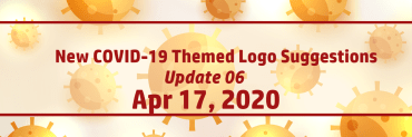 New COVID-19 Themed Logo Suggestions | Update 06