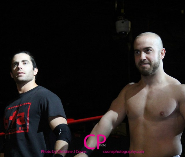 World Tag Team Championship The Juicy Product David Starr Jt Dunn