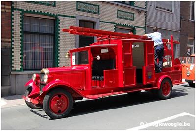 150 jaar brandweer te Geraardsbergen