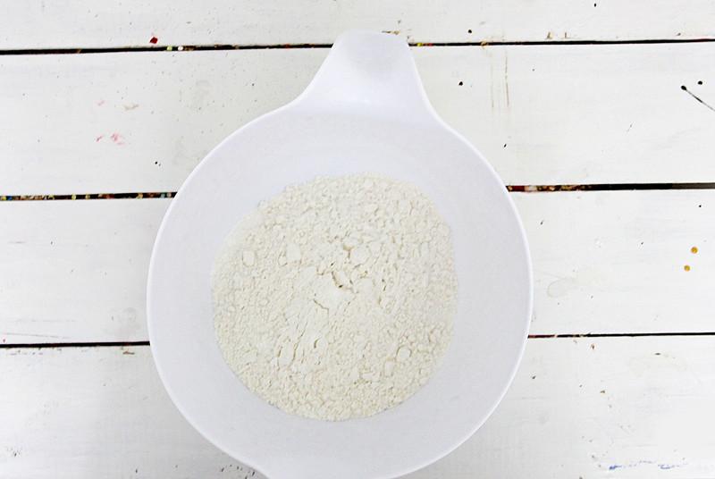 flour for pancake batter