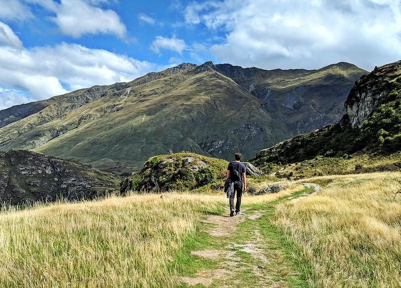 8 Day New Zealand Road Trip - Wanaka hike