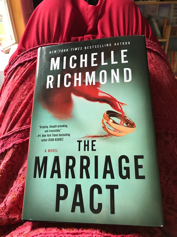 How far is too far when it comes to protecting your marriage? Find out in this relentlessly paced novel of psychological suspense #books ad #TheMarriagePact