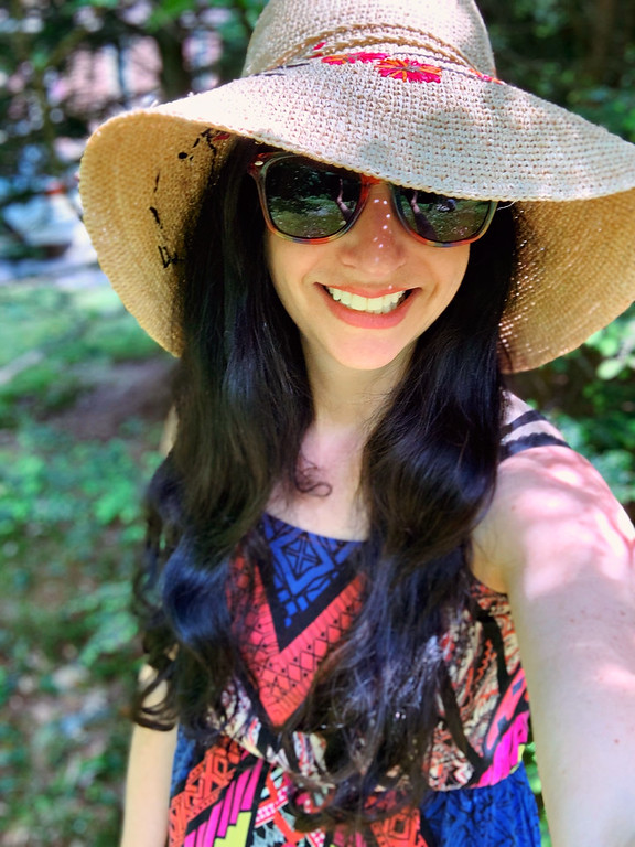#ad Here are my summer fashion must-haves, including my favorite straw hat, sunglasses, sandals, sundresses, and more! Don't miss! Summer nights are coming!